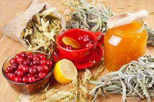 Полезные свойства и противопоказания клюквы с мёдом