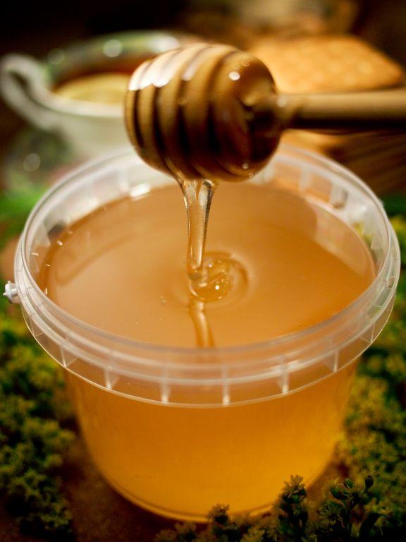 Мед из разнотравья картинка